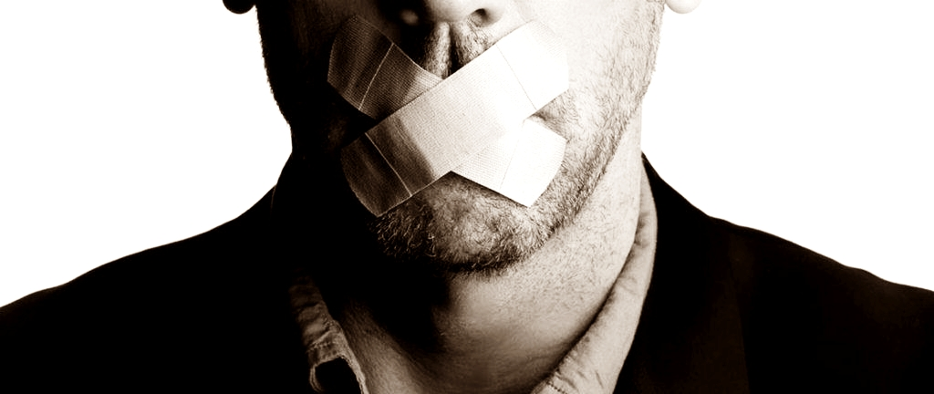 Resultado de imagem para boca fechada